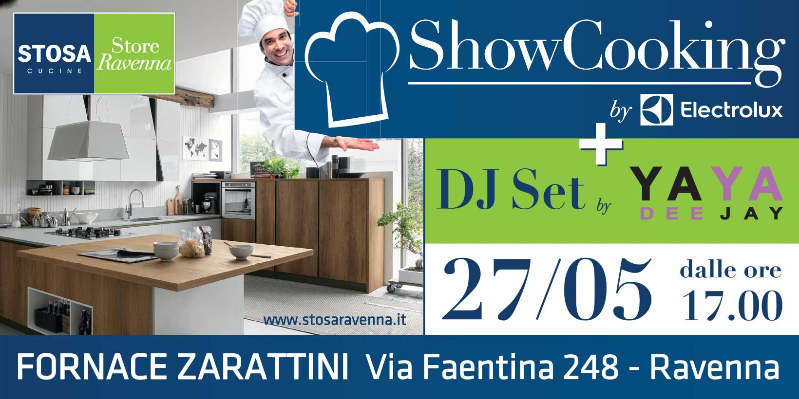 SHOWCOOKING 2017