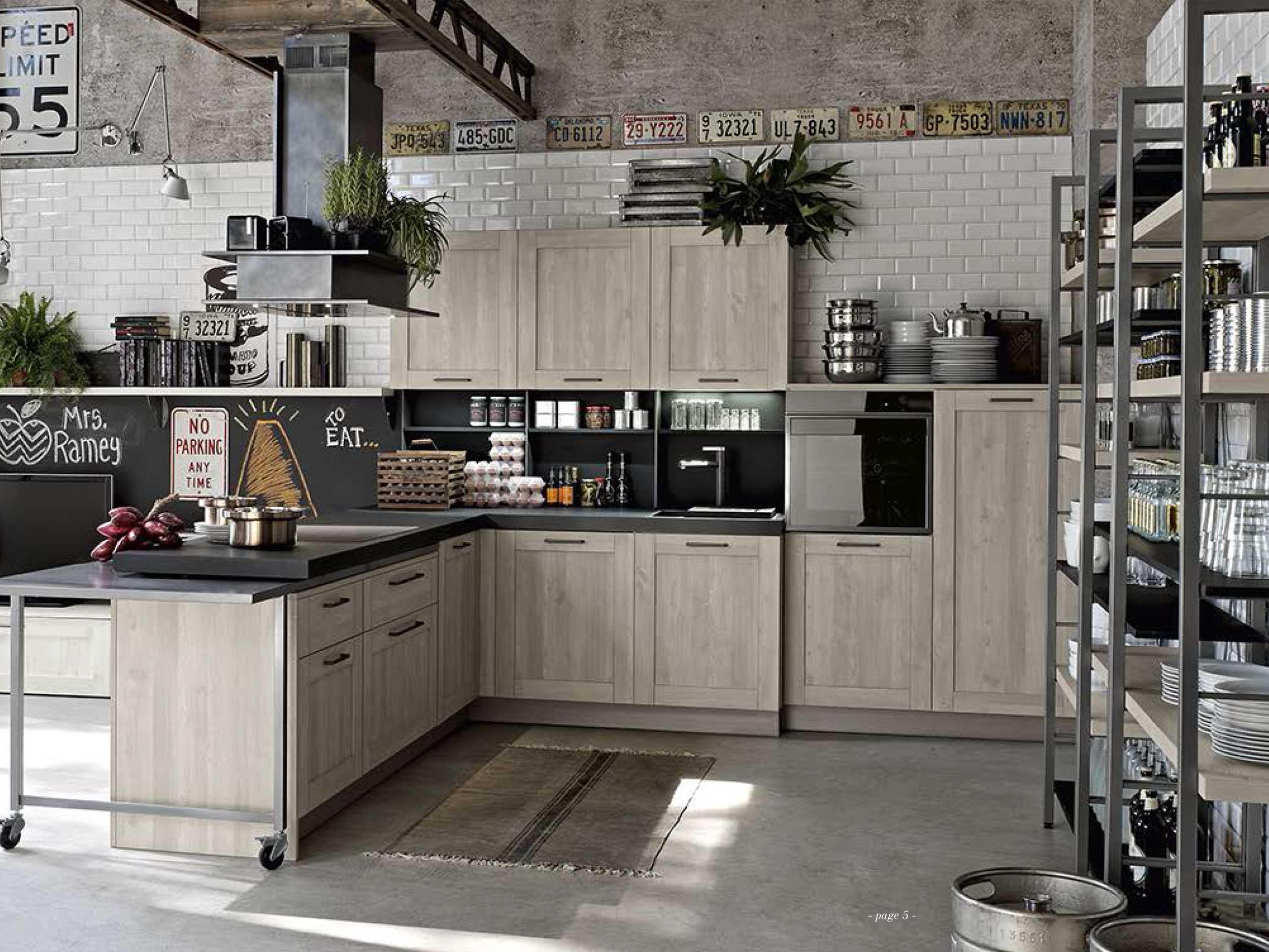 Cucina city stosa cucine ravenna for Stosa cucine verona