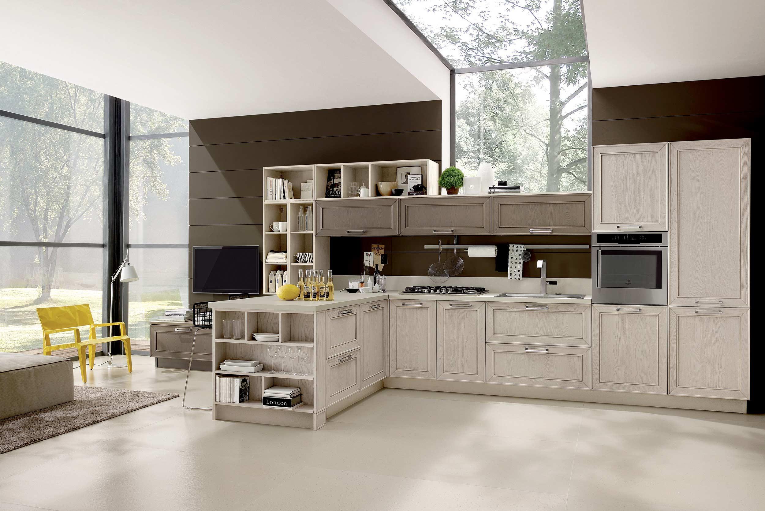 Cucine Componibili Bianche. Cucine Rustiche Bianche With Cucine ...