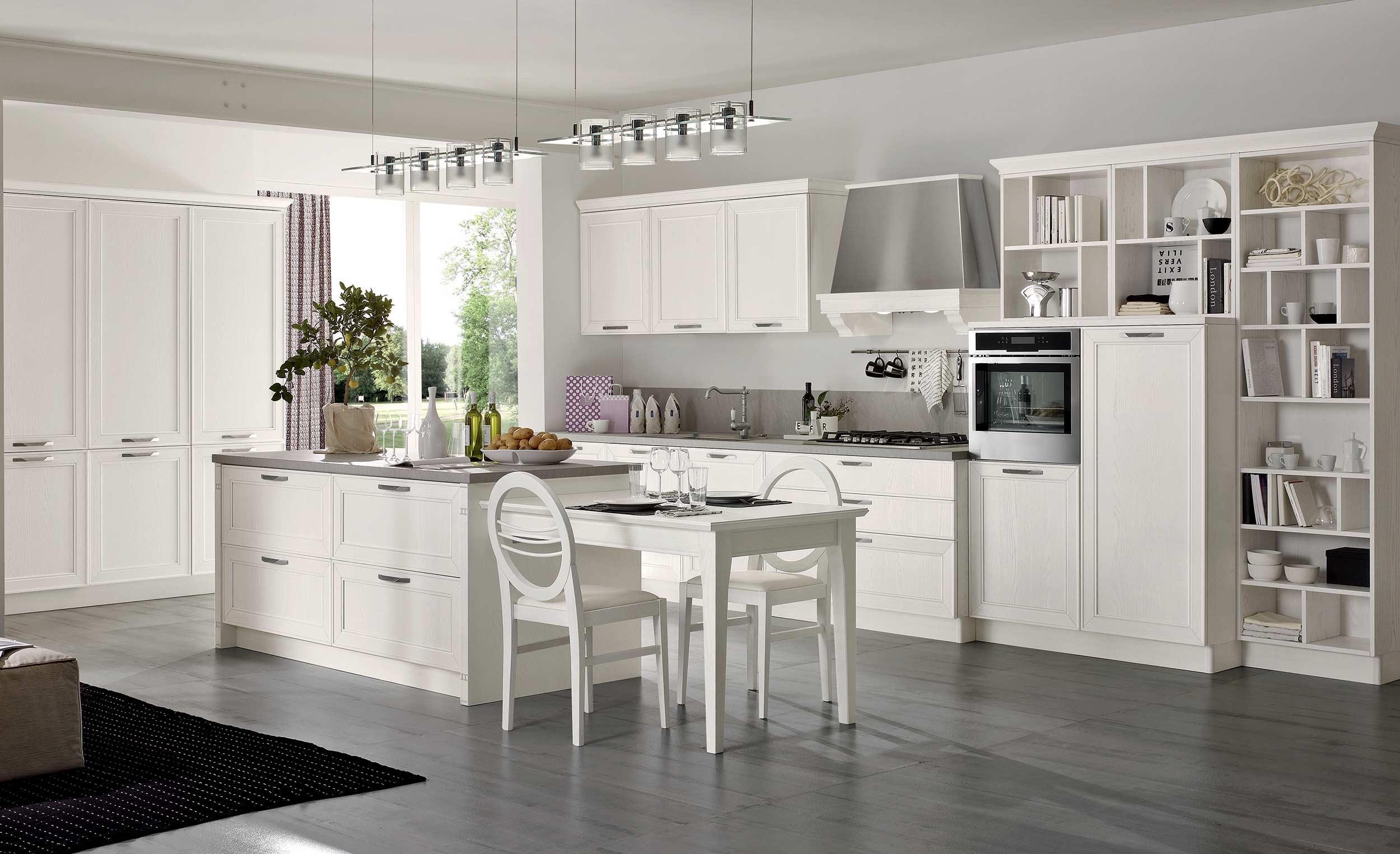 Stunning Cappa Per Cucina Componibile Gallery - Design & Ideas ...