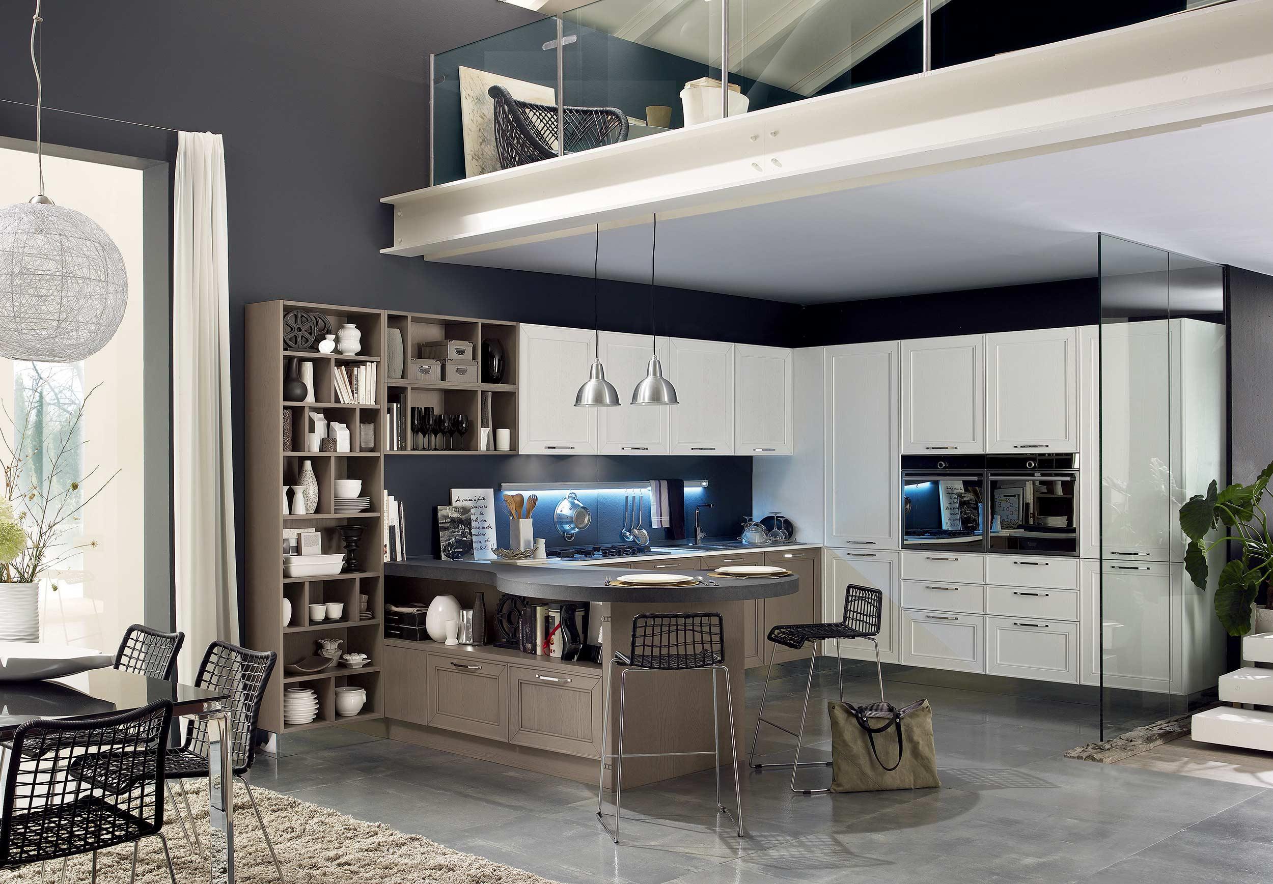 cucina maxim stosa cucine ravenna. Black Bedroom Furniture Sets. Home Design Ideas