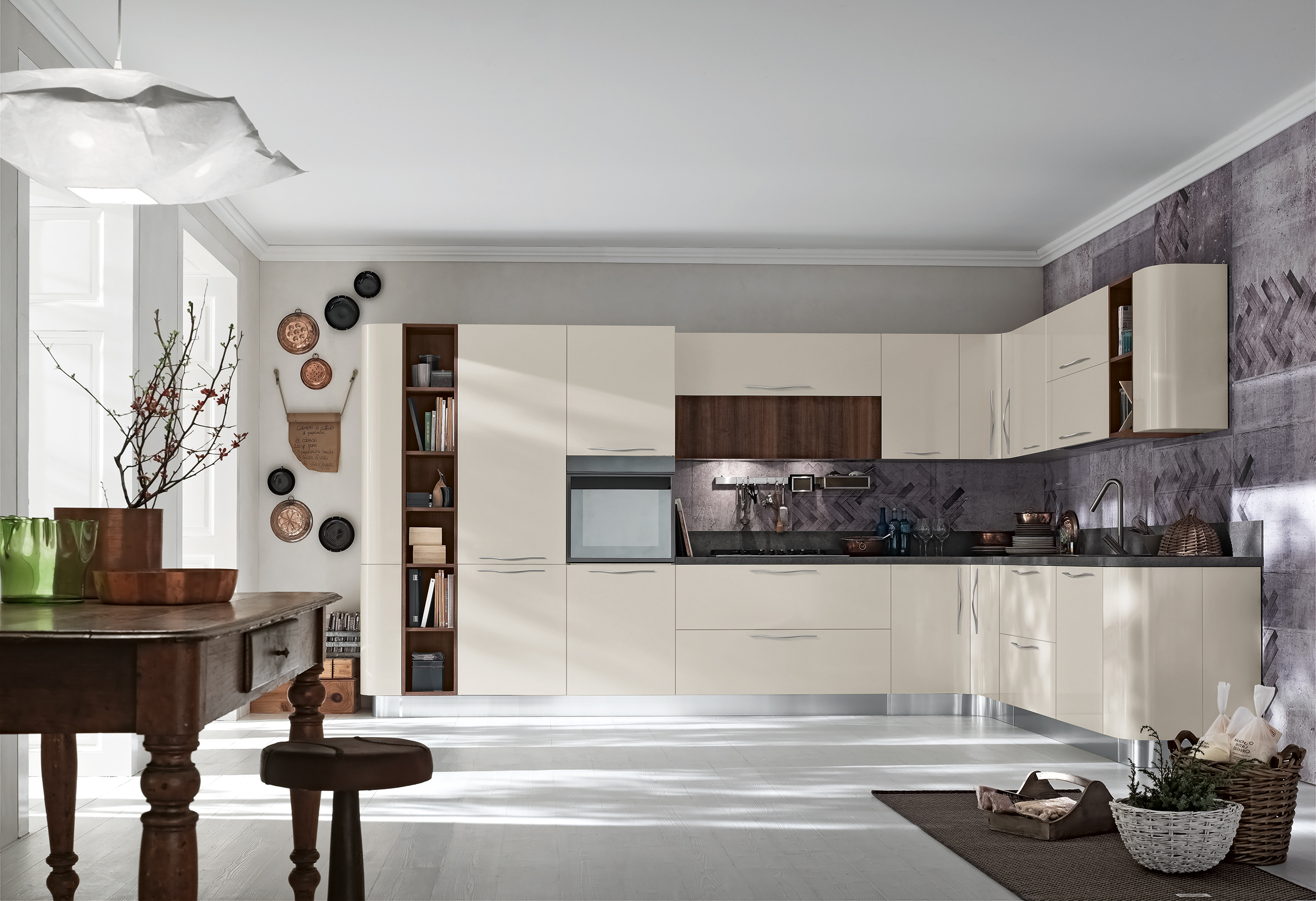 Beautiful Cucine Stosa Roma Photos - House Design 2018 - ansarullah.info