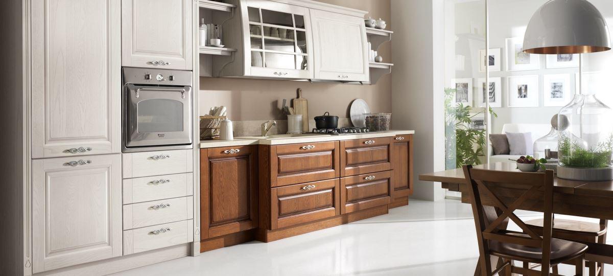 Cucina saturnia stosa cucine ravenna - Immagini cucine classiche ...
