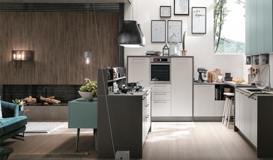 Cucine moderne piccole a ravenna stosa cucine - Cucina moderna piccola ...